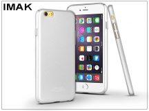 Apple iPhone 6 Plus/6S Plus hátlap - IMAK Jazz Color - ezüst