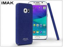 Samsung G930F Galaxy S7 hátlap - IMAK Sandstone Super Slim - kék
