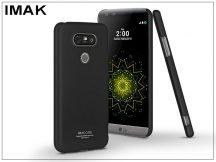 LG G5 H850 hátlap - IMAK Jazz Color - fekete