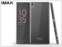 Sony Xperia XA (F3112/F3116) hátlap - IMAK Crystal Clear Slim - transparent