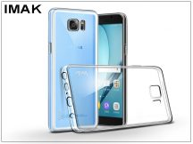 Samsung N930F Galaxy Note 7 szilikon hátlap - IMAK Stealth Slim - transparent