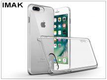 Apple iPhone 7 Plus/iPhone 8 Plus hátlap - IMAK Crystal Clear Slim - transparent