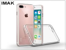 Apple iPhone 7 Plus/iPhone 8 Plus szilikon hátlap - IMAK Stealth Slim - transparent