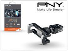 PNY univerzális szellőzőrácsba illeszthető autós tartó max. 5,5&quot, méretű készülékhez - PNY Expand Car Vent Mount - black