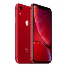 Apple iPhone XR 128GB Red 1 év gyári garancia