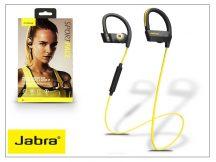 Jabra Sport Pace Bluetooth sztereó headset v4.0 - MultiPoint - black/yellow