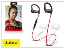 Jabra Sport Pace Bluetooth sztereó headset v4.0 - MultiPoint - black/red