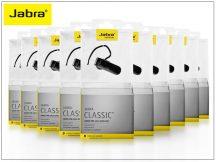 Jabra Classic Bluetooth headset v4.0 - MultiPoint - black - 10 db/csomag - akciós áron
