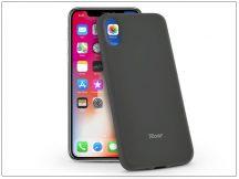 Apple iPhone X szilikon hátlap - Roar All Day Full 360 - black