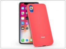Apple iPhone X szilikon hátlap - Roar All Day Full 360 - hot pink