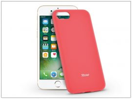 Apple iPhone 7/iPhone 8/SE 2020 szilikon hátlap - Roar All Day Full 360 - hot pink