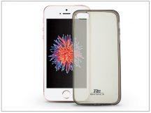 Apple iPhone 5/5S/SE szilikon hátlap - Roar Ultra Thin 0.3 mm - black