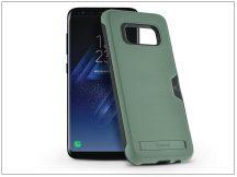 Samsung G950F Galaxy S8 hátlap - Roar Awesome - army green