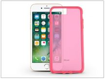 Apple iPhone 7 Plus/iPhone 8 Plus hátlap - Roar Bright Clear - pink
