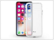 Apple iPhone X hátlap - Roar Bright Clear - transparent