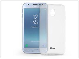 Samsung J330F Galaxy J3 (2017) szilikon hátlap - Roar All Day Full 360 - transparent