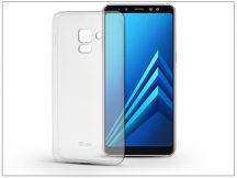 Samsung A730F Galaxy A8 Plus (2018) szilikon hátlap - Roar All Day Full 360 - transparent