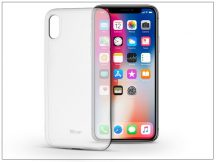 Apple iPhone X szilikon hátlap - Roar All Day Full 360 - transparent