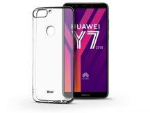 Huawei Y7 (2018)/Y7 Prime (2018)/Honor 7C szilikon hátlap - Roar All Day Full 360 - transparent