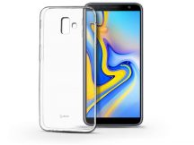 Samsung J610F Galaxy J6 Plus (2018) szilikon hátlap - Roar All Day Full 360 - transparent