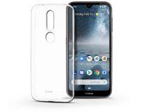 Nokia 4.2 szilikon hátlap - Roar All Day Full 360 - transparent