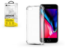 Apple iPhone 7/iPhone 8/SE 2020 szilikon hátlap - Roar Armor Gel - transparent