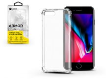 Apple iPhone 7 Plus/iPhone 8 Plus szilikon hátlap - Roar Armor Gel - transparent
