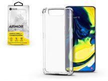 Samsung A805F Galaxy A80 szilikon hátlap - Roar Armor Gel - transparent