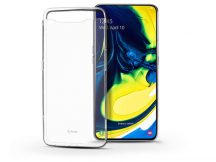 Samsung A805F Galaxy A80 szilikon hátlap - Roar All Day Full 360 - transparent