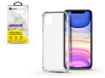 Apple iPhone 11 szilikon hátlap - Roar Armor Gel - transparent