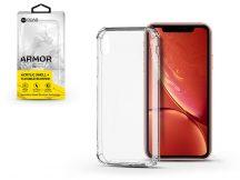 Apple iPhone XR szilikon hátlap - Roar Armor Gel - transparent