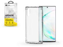 Samsung N975F Galaxy Note 10+ szilikon hátlap - Roar Armor Gel - transparent