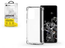 Samsung G988F Galaxy S20 Ultra szilikon hátlap - Roar Armor Gel - transparent