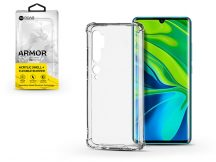 Xiaomi Mi Note 10/Note 10 Pro szilikon hátlap - Roar Armor Gel - transparent