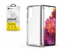 Samsung G780F Galaxy S20 FE/S20 FE 5G szilikon hátlap - Roar Armor Gel - transparent