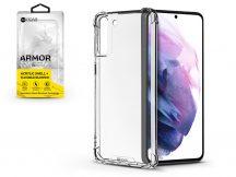 Samsung G996F Galaxy S21+ szilikon hátlap - Roar Armor Gel - transparent