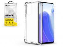 Xiaomi Mi 10T/Mi 10T Pro szilikon hátlap - Roar Armor Gel - transparent