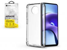 Xiaomi Redmi Note 9T 5G szilikon hátlap - Roar Armor Gel - transparent