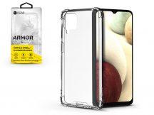 Samsung A125F Galaxy A12 szilikon hátlap - Roar Armor Gel - transparent