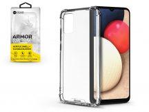 Samsung A025F Galaxy A02s szilikon hátlap - Roar Armor Gel - transparent