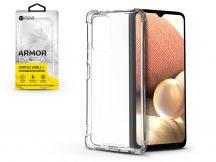 Samsung A325F Galaxy A32 LTE szilikon hátlap - Roar Armor Gel - transparent