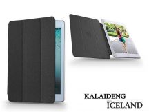 Apple iPad Air flipes tok - Kalaideng Iceland Series - black