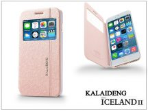 Apple iPhone 6 Plus flipes tok - Kalaideng Iceland 2 Series View Cover - golden