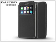 Apple iPhone 6 Plus flipes tok - Kalaideng Sun Series View Cover - black