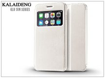 Apple iPhone 6 Plus flipes tok - Kalaideng Sun Series View Cover - white