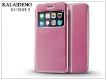 Apple iPhone 6 Plus flipes tok - Kalaideng Sun Series View Cover - pink