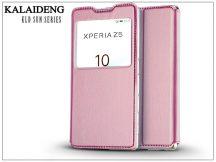 Sony Xperia Z5 (E6653) flipes tok - Kalaideng Sun Series View Cover - pink