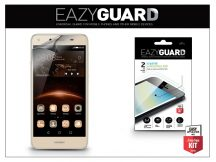 Huawei Y6 II Compact/Y5 II/Honor 5 képernyővédő fólia - 2 db/csomag (Crystal/Antireflex HD)
