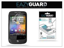 HTC Wildfire képernyővédő fólia - 2 db/csomag (Crystal/Antireflex)