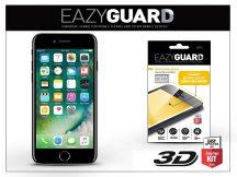 Apple iPhone 7 Plus gyémántüveg képernyővédő fólia - Diamond Glass 3D Fullcover - fekete